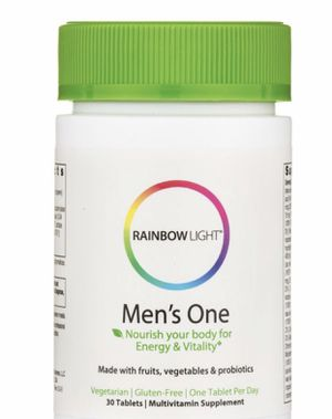 Rainbow Light Men's One Multivitamin 30 Tablets for Sale in San Diego, CA