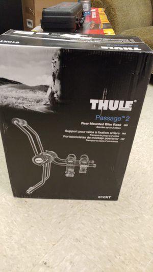 Thule passage 2 bike rack for Sale in Nashville, TN