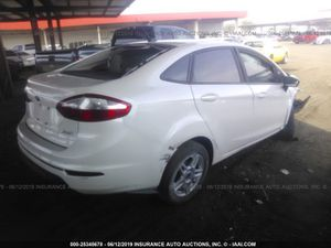2017 Ford Fiesta for parts for Sale in Laveen Village, AZ