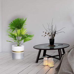 Large White Ceramic Flower Pot Indoor Planters Plant Holder for Sale in Ontario, CA