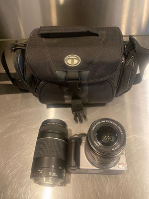 Canon Rebel XT & 75-300 Lens for Sale in Chicago, IL