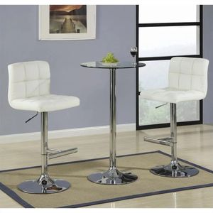 Round Glass Bar Table for Sale in Seattle, WA
