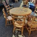 Antique Table And Chairs for Sale in Nashville, TN