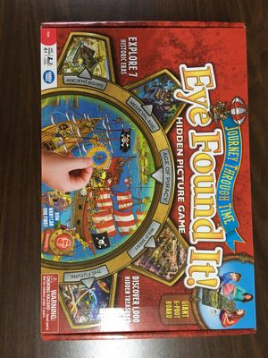 Game board for kids for Sale in Dearborn, MI