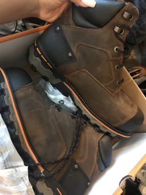 Timberland work boots for Sale in Bakersfield, CA