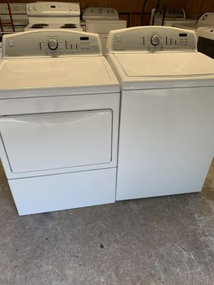 KENMORE WASHER AND DRYER SET for Sale in Charlotte, NC