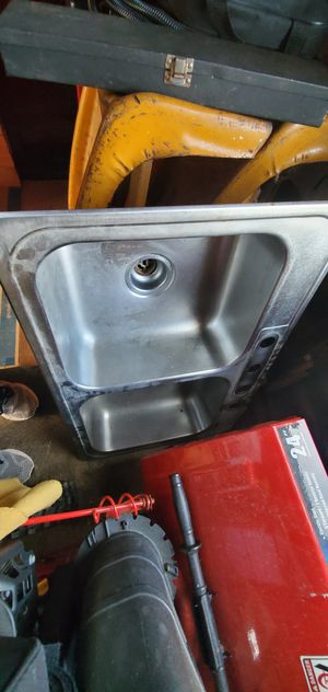 Double kitchen sink for Sale in Hardwick, MA