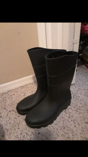 (Men's) Rain Boots size 10 for Sale in Winter Haven, FL