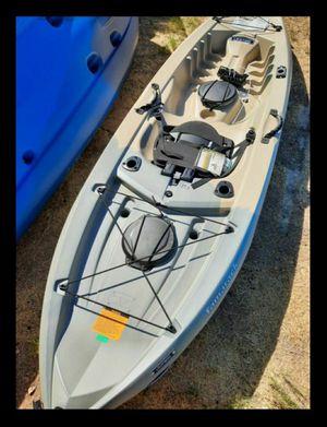 Lifetime Tamarack Angler Fishing Kayak - Brand New - In Mesa for Sale in Mesa, AZ