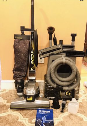 Kirby G6 Vacuum Cleaner W/Attachments & Shampooer for Sale in Raymond, NH