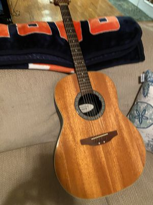 Ovation Celebrity Acoustic Guitar ( like new ) for Sale in Canton, GA