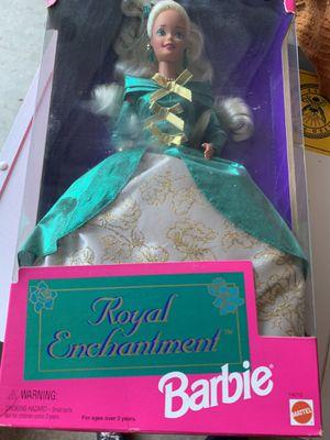 Royal Enchantment Barbie for Sale in Chesapeake, VA