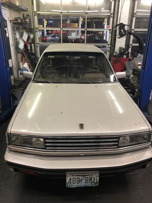 1986 Nissan Maxima V6 102k Miles for Sale in North Bethesda, MD