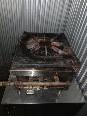 Gas range 1 burner for Sale in The Bronx, NY