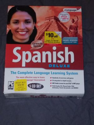 Learn to speak spanish New for Sale in Kennewick, WA
