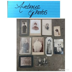 Antique photos and post cards for Sale in Sacramento, CA