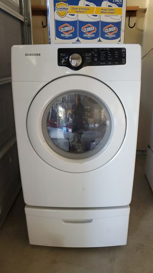 Electric Dryer and washer set for Sale in Fresno, CA