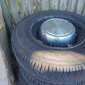 Ford 250 Rims and Tires for Sale in Tampa, FL