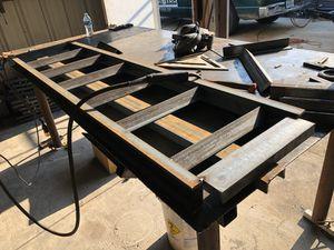 Pair Heavy-Duty Steel Loading Ramps for Hotshot/Flatbed/Gooseneck Trailer for Sale in Houston, TX