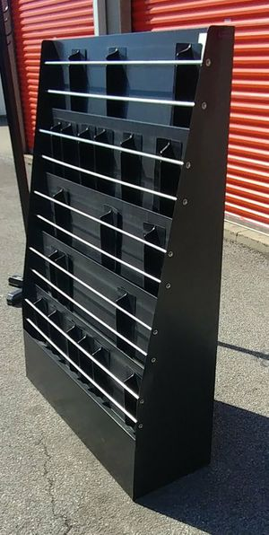 Magazine pamphlet rack for Sale in Columbus, OH