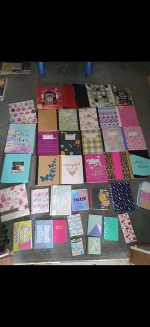 Composition notebooks and journals for Sale in Batesburg-Leesville, SC