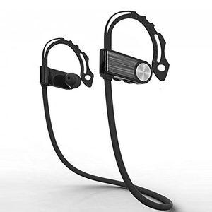 Yoyamo Bluetooth Headphones, Mic,(Black) for Sale in Newton, KS