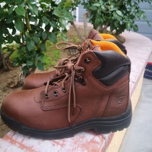 Timberlands Pro Composite Toe Work Boots Size 10.5 for Sale in Riverside, CA