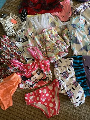Kids bag of clothes size 3t/4T for Sale in La Mesa, CA
