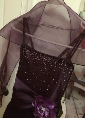 Size 12 GIRLS PURPLE DRESS|| Shari Girl for Sale in Lanham, MD