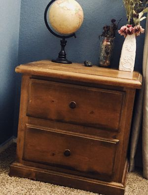 Selling this antique cabinet for $50 for Sale in Fresno, CA