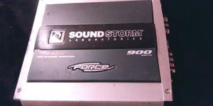 Sound Storm Laboratories 900watt amp for Sale in Ada, OK
