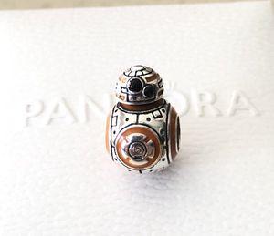 Pandora Disney Star Wars BB-8 Drone, Multi Color Charm #799243C01 +Gift Box +Tag for Sale in Fontana, CA