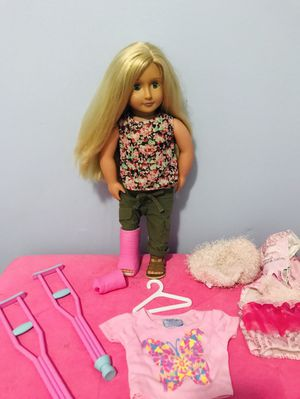 OG doll with accessories for Sale in Woodbridge, VA