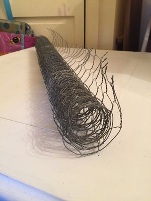 Small roll of chicken wire for Sale in Hartsdale, NY