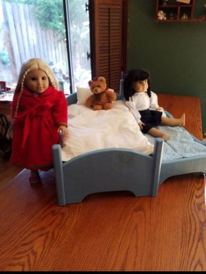 American Girl Trundle Bed Set for Sale in Portland, OR