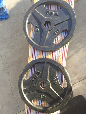 Easy Grip Weights 90lbs for Sale in Santa Ana, CA