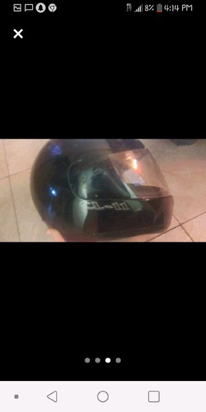 Hjc cl-11 motorcycle helmet DOT for Sale in Henderson, NV