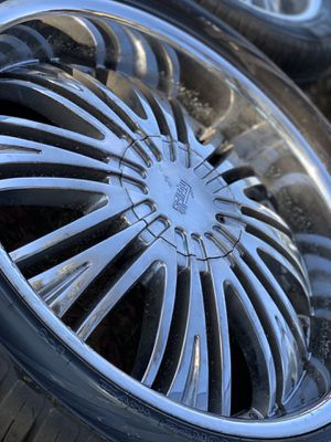 Four rims for Sale in Winter Haven, FL