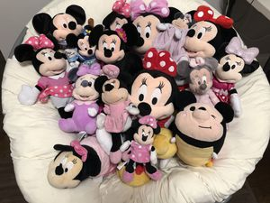 Minnie Mouse dolls - make your child smile bundle package for Sale in South El Monte, CA