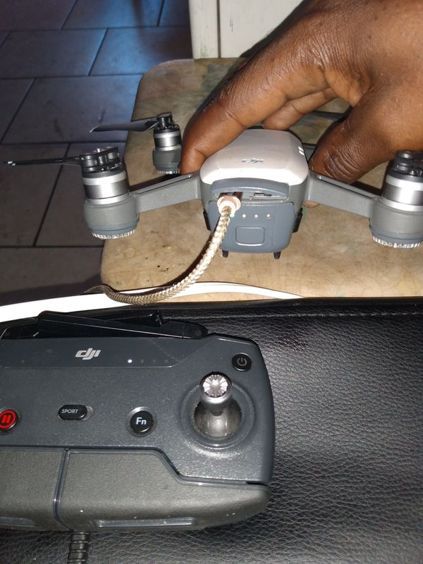 DJI SPARK with extras I can fly for u