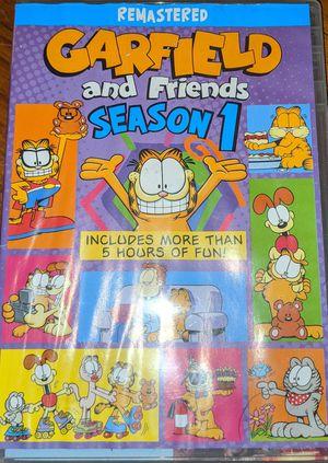 Garfield & Friends, Season 1 DVD for Sale in Baton Rouge, LA