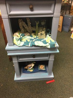 Pair of nightstands for Sale in Chesapeake, VA