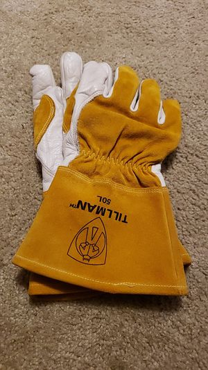 50L Tillman Welding Gloves for Sale in Colfax, WI