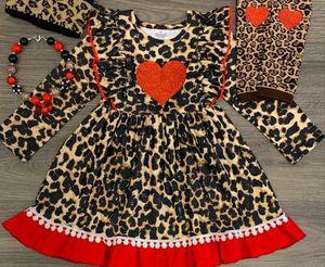 Chettah Heart Ruffle Dress for Sale in Huntingdon Valley, PA