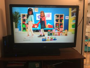 Jvc 40 inch flat screen tv for Sale in Bloomsburg, PA