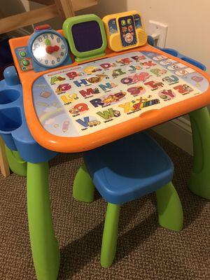 Kids play/learning desk for Sale in Reston, VA