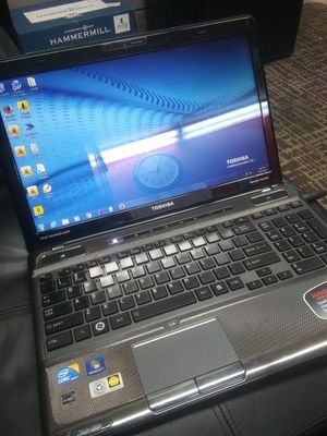 Toshiba laptop computer for Sale in Redwood City, CA
