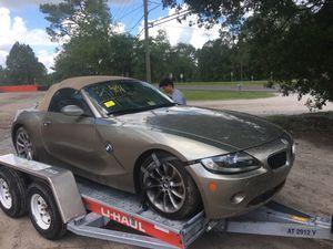 BMW PARTS CAR Z4 for Sale in Orlando, FL