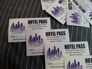 Uptown cabaret free admission tickets for Sale in Charlotte, NC