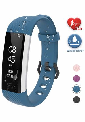Fitpolo Fitness Tracker Waterproof with Heart Rate Monitor, Activity Tracker Smart Watch with Sleep Monitor, Pedometer for Kids Men Women for Sale in San Gabriel, CA